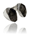 Glacier Ring Black Rutile Quartz
