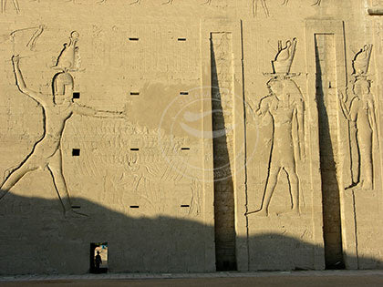 Egypt: Attention to Detail - Luxor