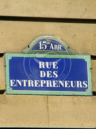 France: Entrepreneurial Road - Paris