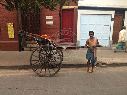 India: The Last Rickshaw - Kolkata