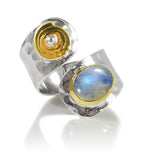 Tel Aviv Twist White Moonstone