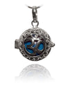 Ohm Prayer Ball Pendant
