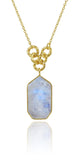 Glacial Experience Necklace White Moonstone