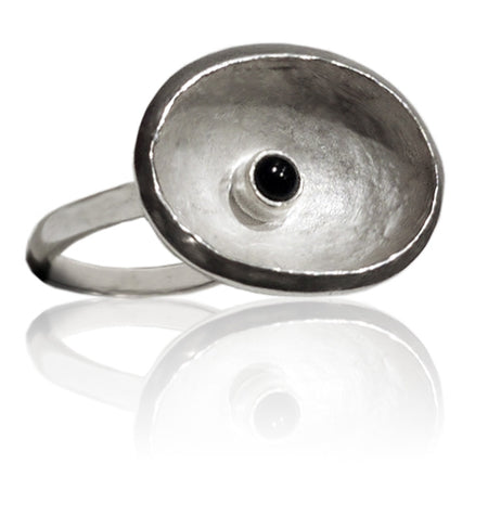 Bali Three Band Spinner Ring