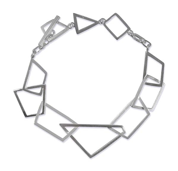 Berlin Angular Bracelet