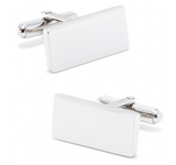 Stainless Steel Bar Cufflinks