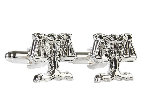 Legal Scales Cufflinks
