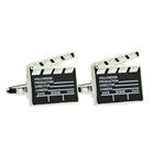 Hollywood Director Cufflinks (Stainless Steel Rhodium)