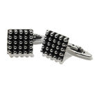 Tick-Tac-Toe Cufflinks