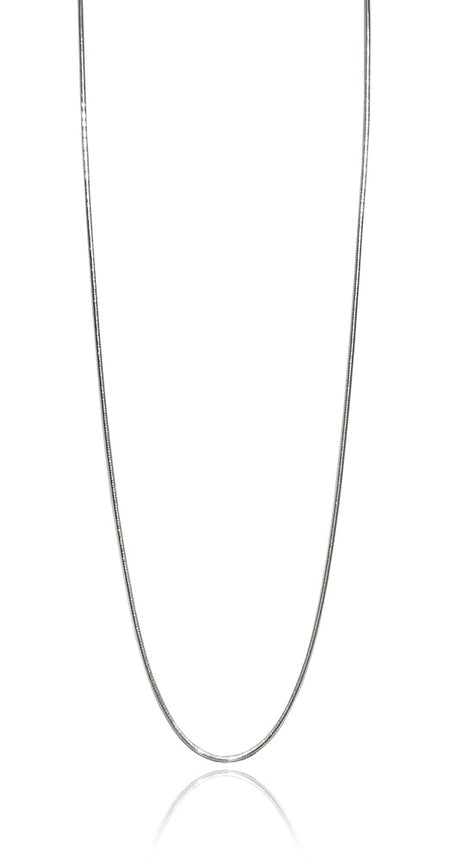 Sterling Silver Flexi Wire Necklace