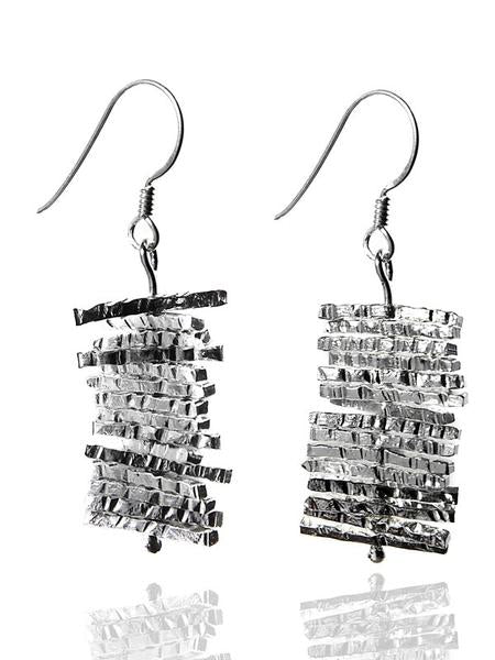 Nirvana Turning Twig Earrings
