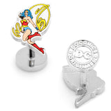 Wonder Woman Action Cufflinks