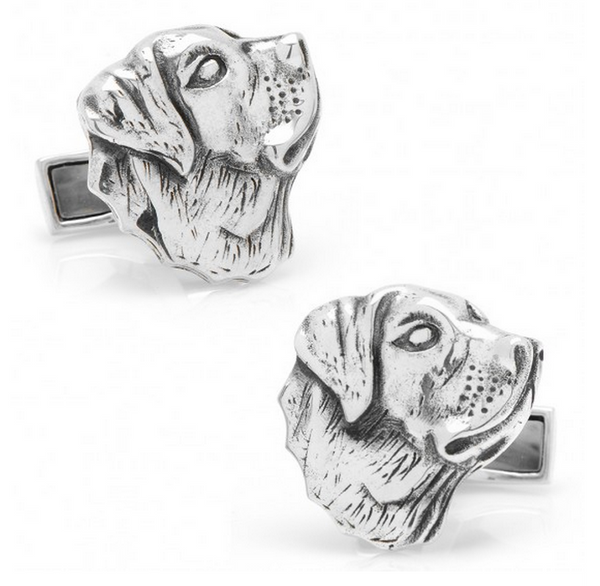 Sterling Lab Cufflinks