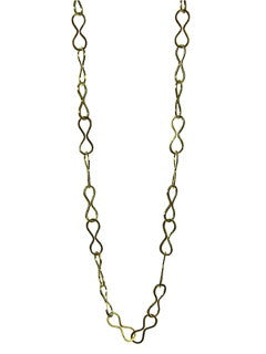 Italian Infinity Link Necklace