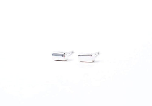 ADJ Mini Bar Stud Earrings