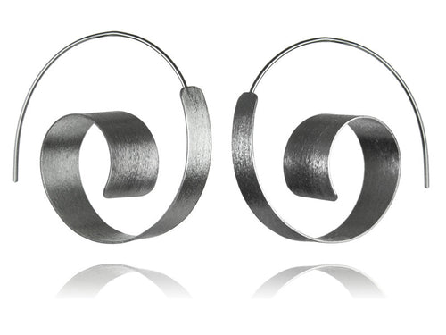 Bilbao Swirl Earrings