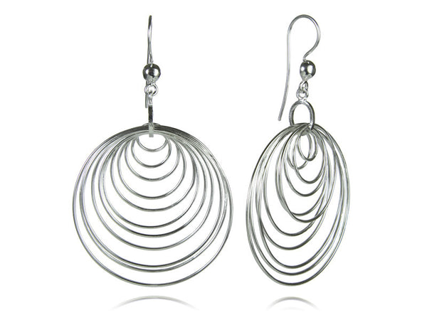 Rio Onze Concentric Earrings