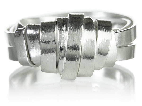 Classic Stranded Wrapped Ring