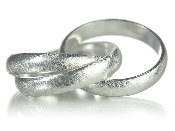 Mexico Lucky 3 Twist Ring