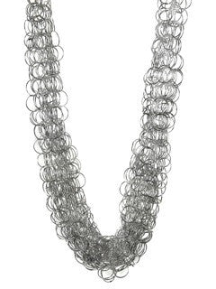 Milano Mesh Link Necklace