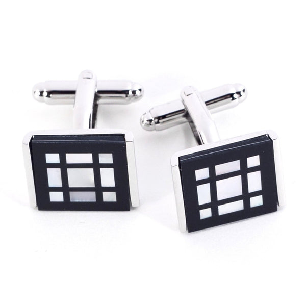 Criss Cross CUfflinks