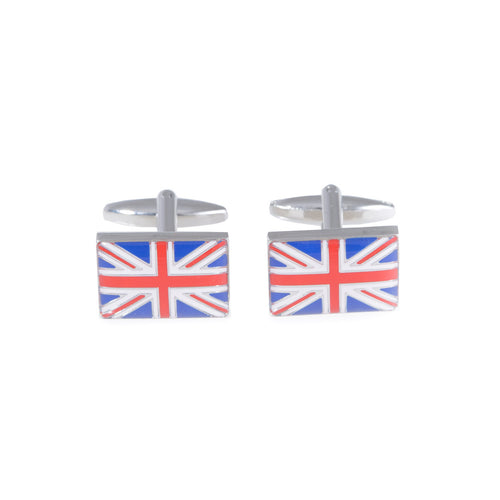 British Flag Cufflinks