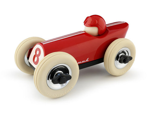 Playforever Race Car- Red