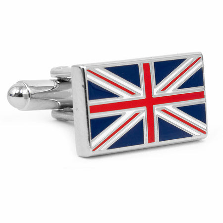 Brazilian Flag Cufflinks