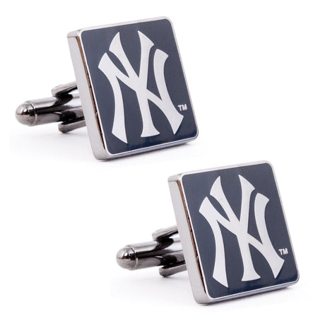 14K Gold Plated Rope Border Cufflinks