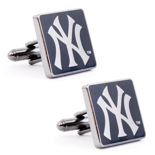 Black Series New York Yankees Cufflinks