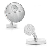 Death Star Blueprint Cufflinks