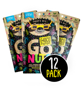 GoNuts PARTY MIX 12 Pack