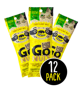 GoNuts Banana 12 Pack