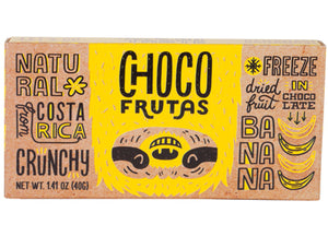 CHOCOFRUTAS Banana