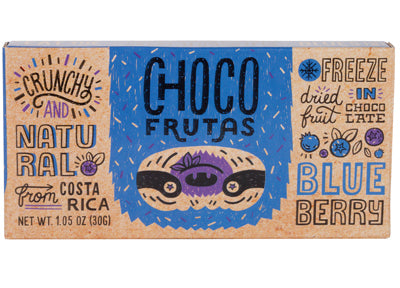 CHOCOFRUTAS Blue Berry