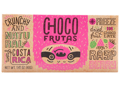 CHOCOFRUTAS Raspberry
