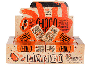 CHOCOFRUTAS 16 pack Mango