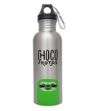 Black Aluminum Bottle