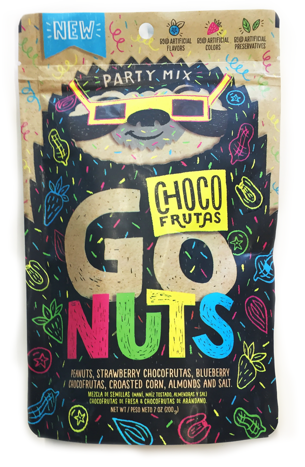 GoNuts PARTY MIX!