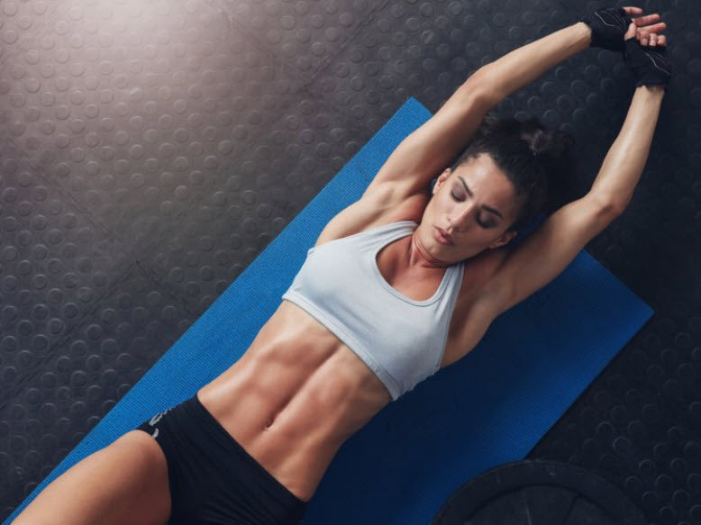Sculpt & Tone: 3 Lower Ab Exercises