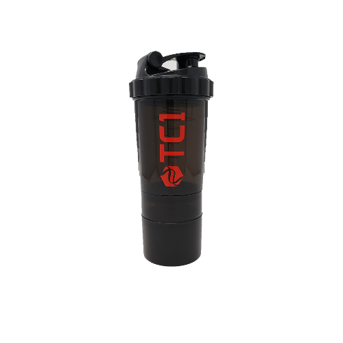 Shaker Cup with Storage Compartments