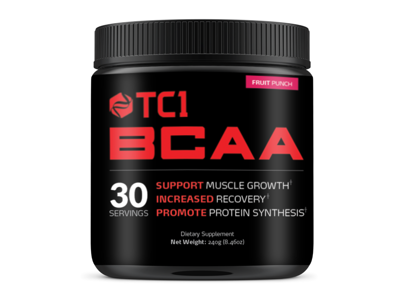 TC1 Jar, Belt & BCAA