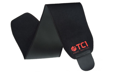 2 - TC1 Sweat Belts And 1 Jar of TC1 Sweat Ignition