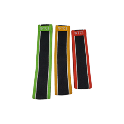 3 Pack TC1 Non-Slip Cloth Resistance Bands