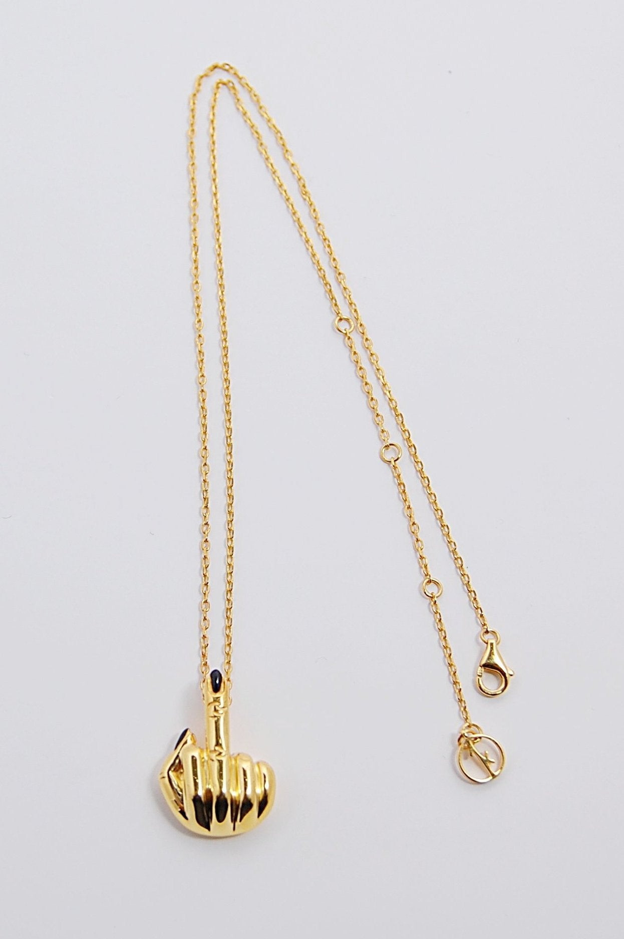 French For Goodnight pendant necklace Anissa Kermiche 4KRk5UMh