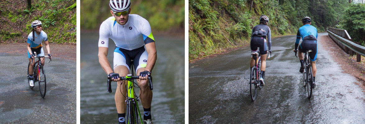 Summer cycling clothing for men and women