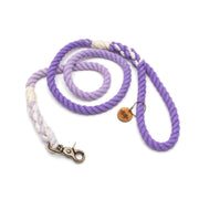 Lavender Ombre Rope Leash
