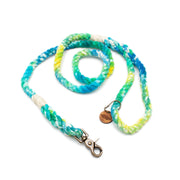 Beach Bum Tie-Dye Rope Leash
