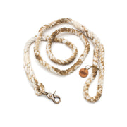 Stone Marbled Rope Leash