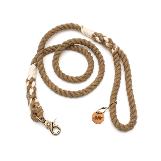Stone Rope Leash